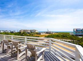 The pool at SEASIDE SERENADE