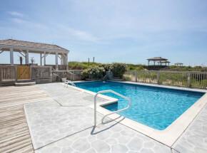 The pool at BEACH ROSE
