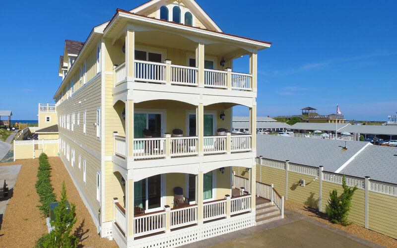 Outer Banks Weddings Beach Rentals