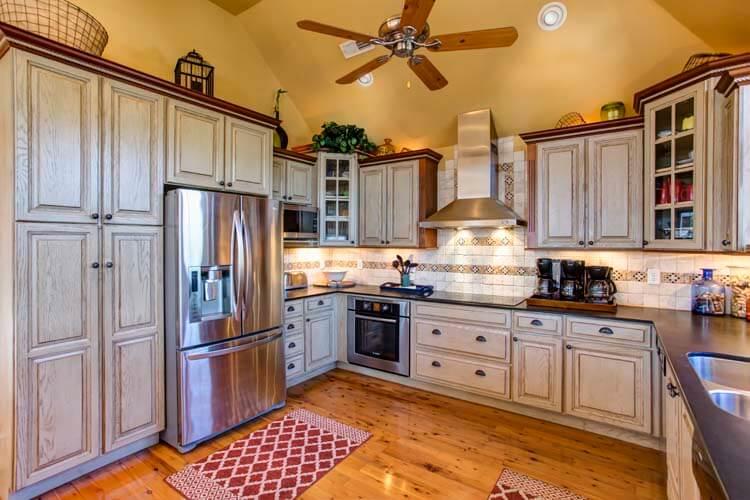 a cowley cottage kitchen