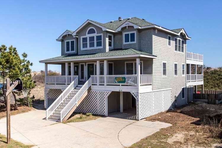 463 BLUE HEAVEN RENDEZVOUS | Vacation Rentals in Corolla, NC