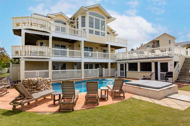 718 ROYAL PALM PARADISE II | Vacation Rentals in Duck, NC