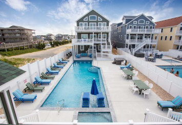 Outer Banks Oceanfront Beach Rentals Carolina Designs