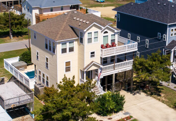 Sea Shell Ter House 898 208 Yds From Beach Access