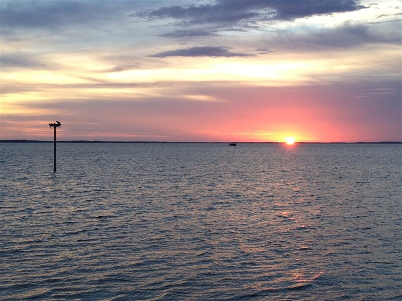 WESTOVER SUNSETS View at Sunset