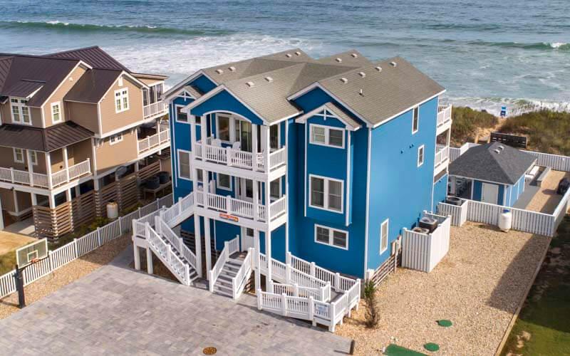 PEBBLE BEACH Exterior