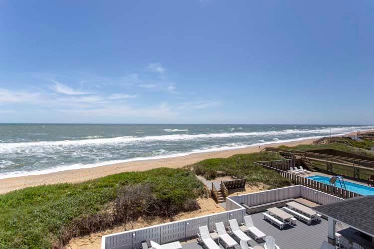 PEBBLE BEACH View