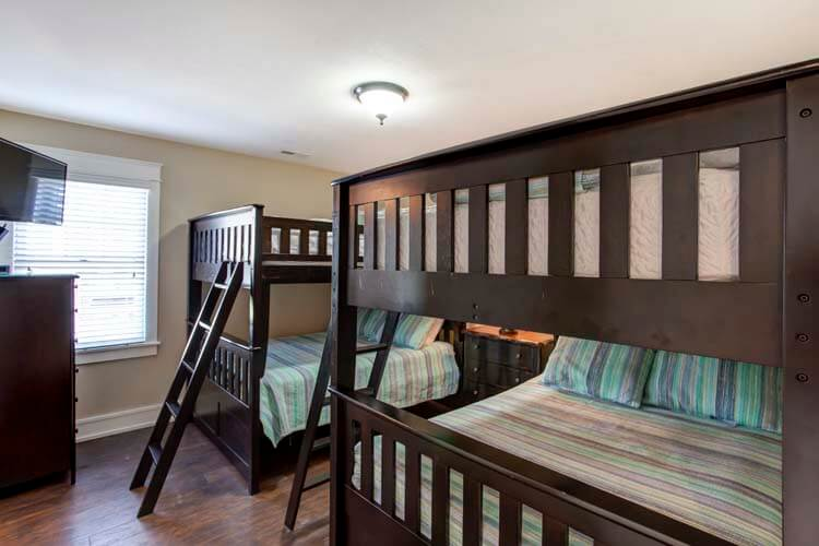 CARIBBEAN JEWEL Gr Floor 2 Double Bunksets