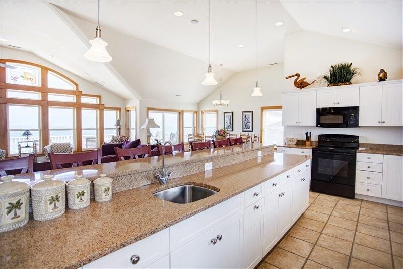 COAST AWHILE 2nd Floor Kitchen