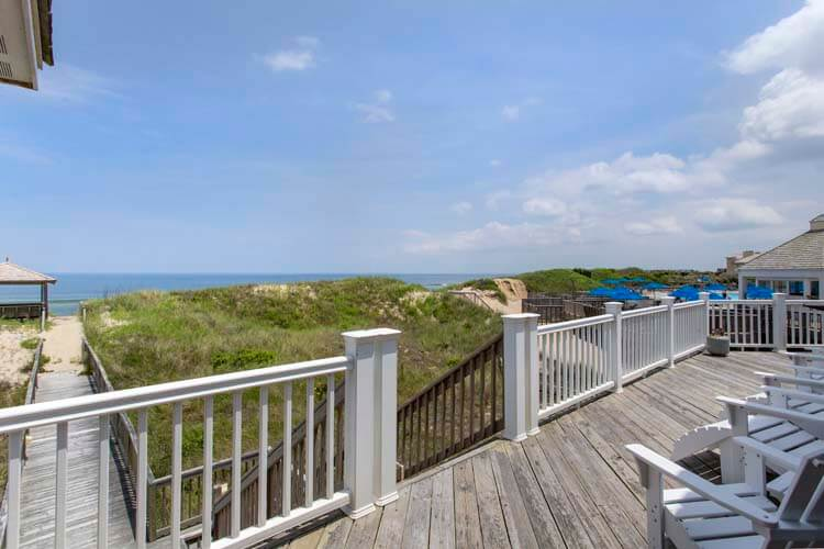 THE CARIBBEAN QUEEN View
