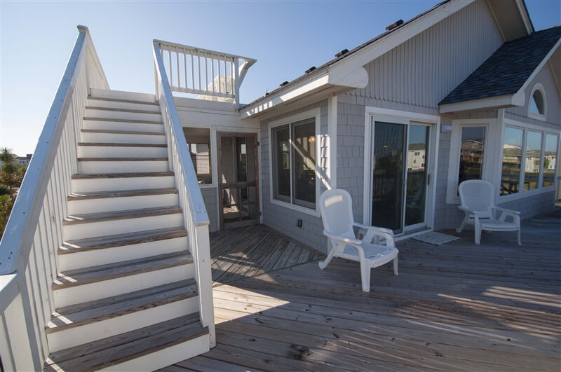 BEACH BLISS 1st Floor Oceanside Queen Jr. Master