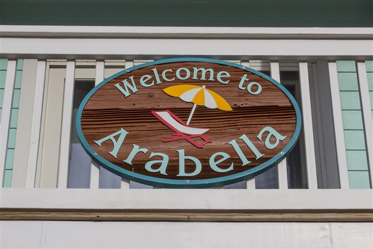 ARABELLA Dune-Top Gazebo