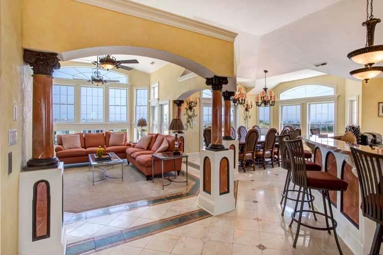 607 RITZ PALM PARADISE I Great Room