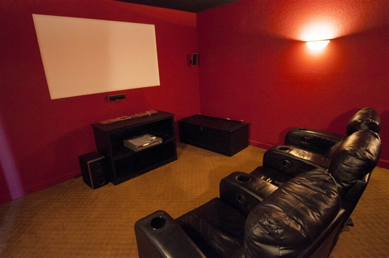 PlayWright Mid Level Rec Room