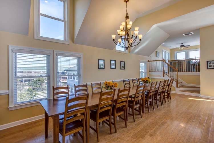 PlayWright Dining Area