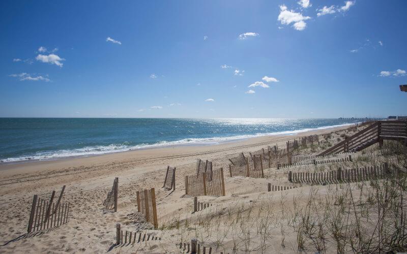 GOOD KARMA RETREAT View from Dune Deck