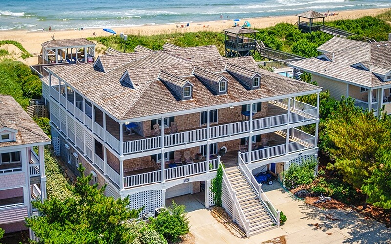 974 BEACH ROSE   Vacation Rentals   Nags Head