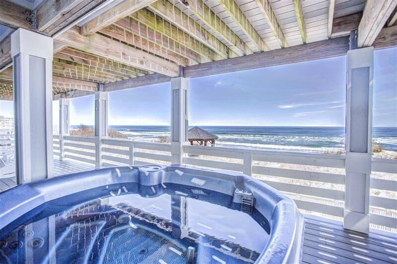 SEA LA VIE 1st Floor Ocean-Facing Deck