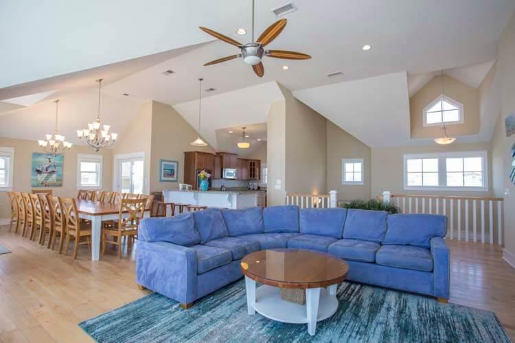 SEA LA VIE 2nd Floor Dining Area