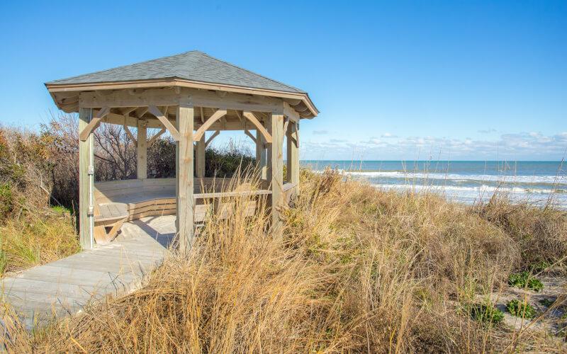 SEA LA VIE Private Walkway to Beach
