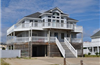 352 yds from Beach Access in Whalehead in Corolla rentals