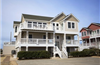 Semi-Oceanfront in Nags Head rentals