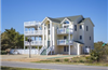 300 yds from Beach Access in Whalehead in Corolla rentals