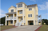 389 yds from Beach Access in Whalehead in Corolla rentals