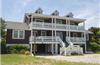 100 yds from Beach Access in Southern Shores rentals