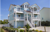 125 yds from Beach Access in Ocean Sands in Corolla rentals
