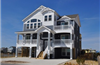 285 yds from Beach Access in Ocean Sands in Corolla rentals