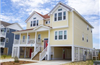 287 yds from Beach Access in Ocean Sands in Corolla rentals