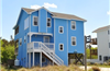 864 yds from Beach Access in Ocean Sands in Corolla rentals