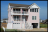 Semi-Oceanfront in Kitty Hawk rentals