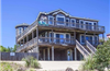 302 yds from Beach Access in Carolina Dunes in Duck rentals