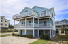 400 yds from Beach Access in Ocean Sands in Corolla rentals